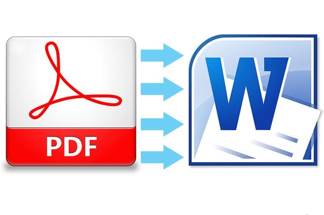 Конвертирую PDF-документы 1 - kwork.ru
