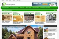 Туристический автонаполяемый сайт 15 - kwork.ru
