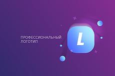 Лого по эскизу или идее 33 - kwork.ru