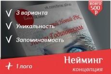 Сделаю дизайн Листовки или Флаера 13 - kwork.ru
