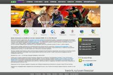 Готовый шаблон сайта для бизнеса по отогреву авто 5 - kwork.ru
