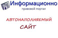Кулинарный портал, очень красивый + 380 статей + бонус 7 - kwork.ru